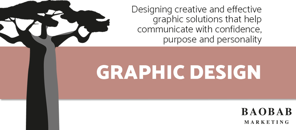 Baobab Marketing's Graphic Design Service