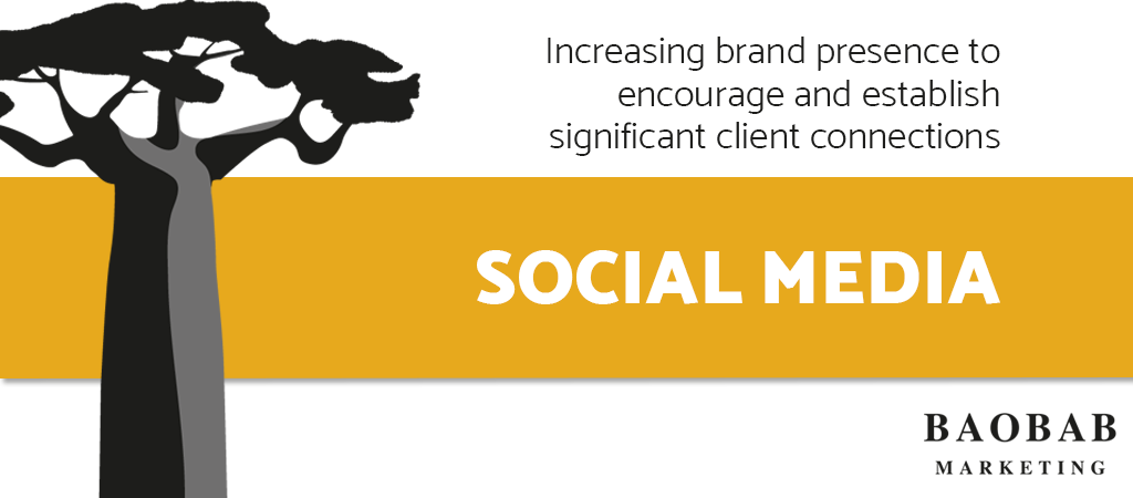 Baobab Marketing's Social Media Campaigns and Management Service