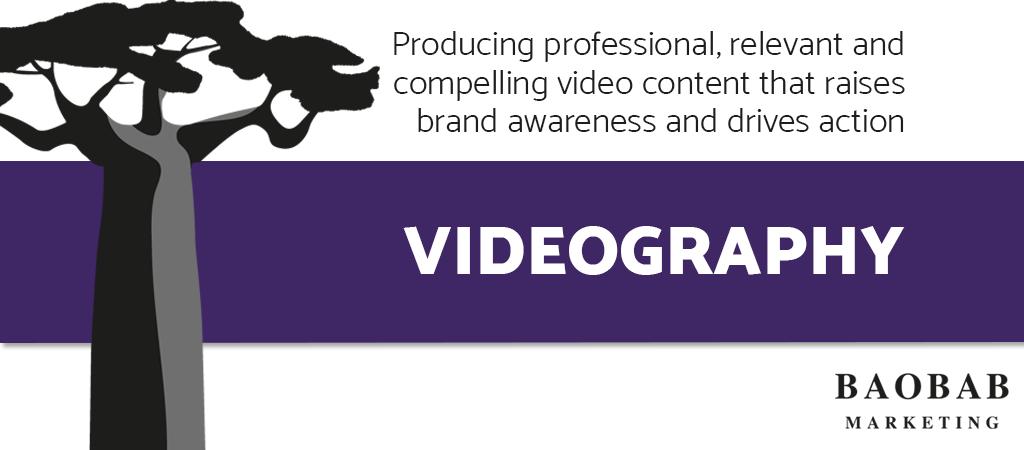 Baobab Marketing's Videography Service