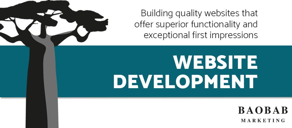 Baobabs Website Development Service