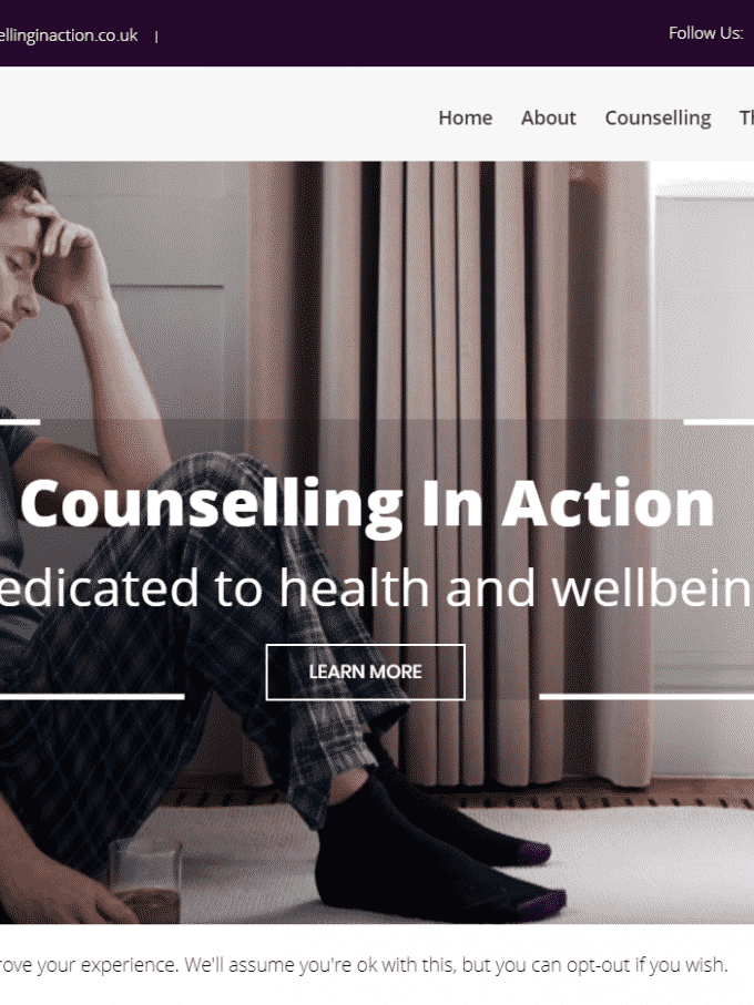 Counselling In Action