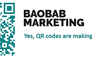 Baobab Marketing QR Code